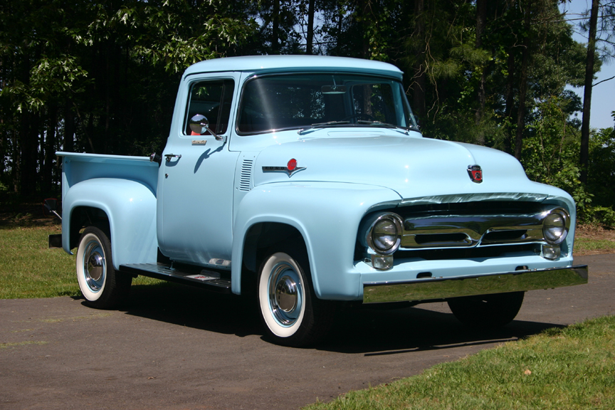1956 Ford F #20