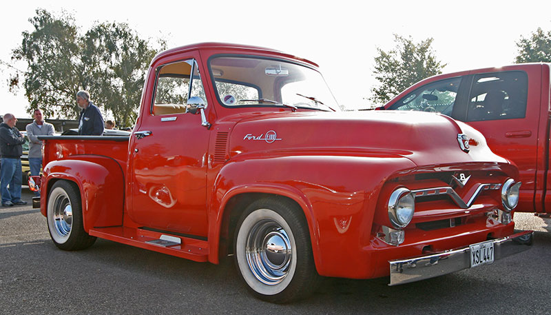 1956 Ford F #18