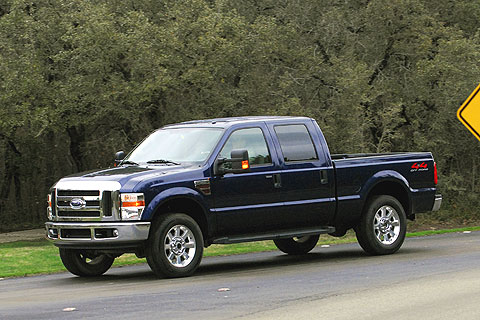 2008 Ford F-250 Super Duty #16