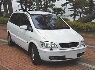 Subaru Traviq #17