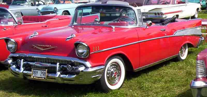 1957 Chevrolet Bel Air #18