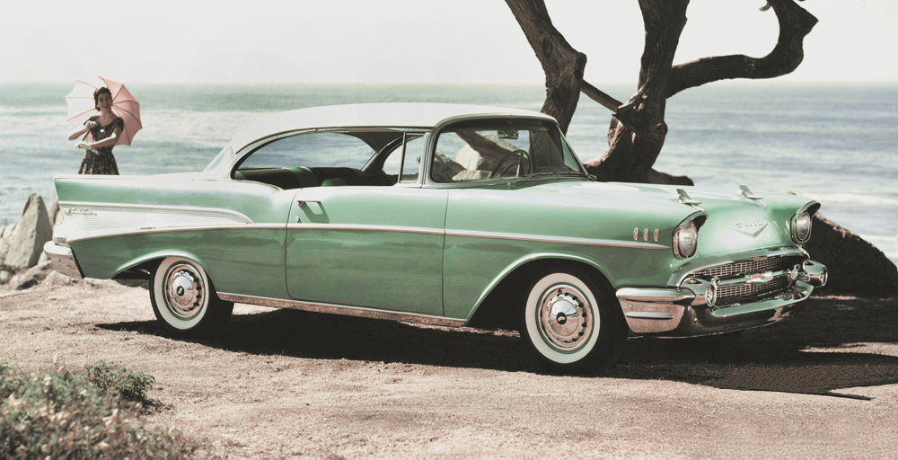 1957 Chevrolet Bel Air #17