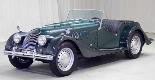 1957 Morgan Plus 4 #19