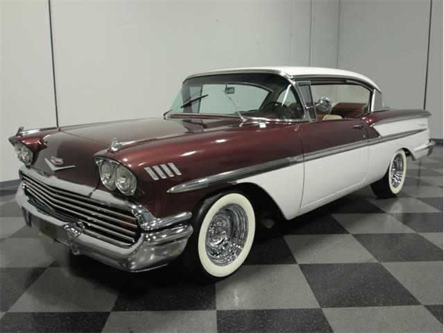 1958 Chevrolet Bel Air #24