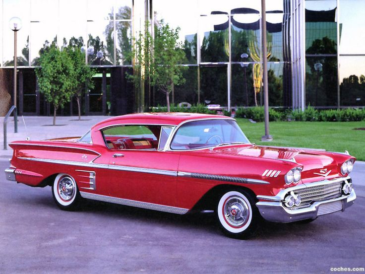 1958 Chevrolet Bel Air #19
