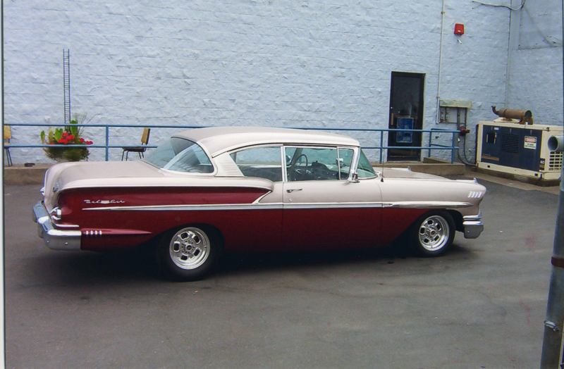 1958 Chevrolet Bel Air #26
