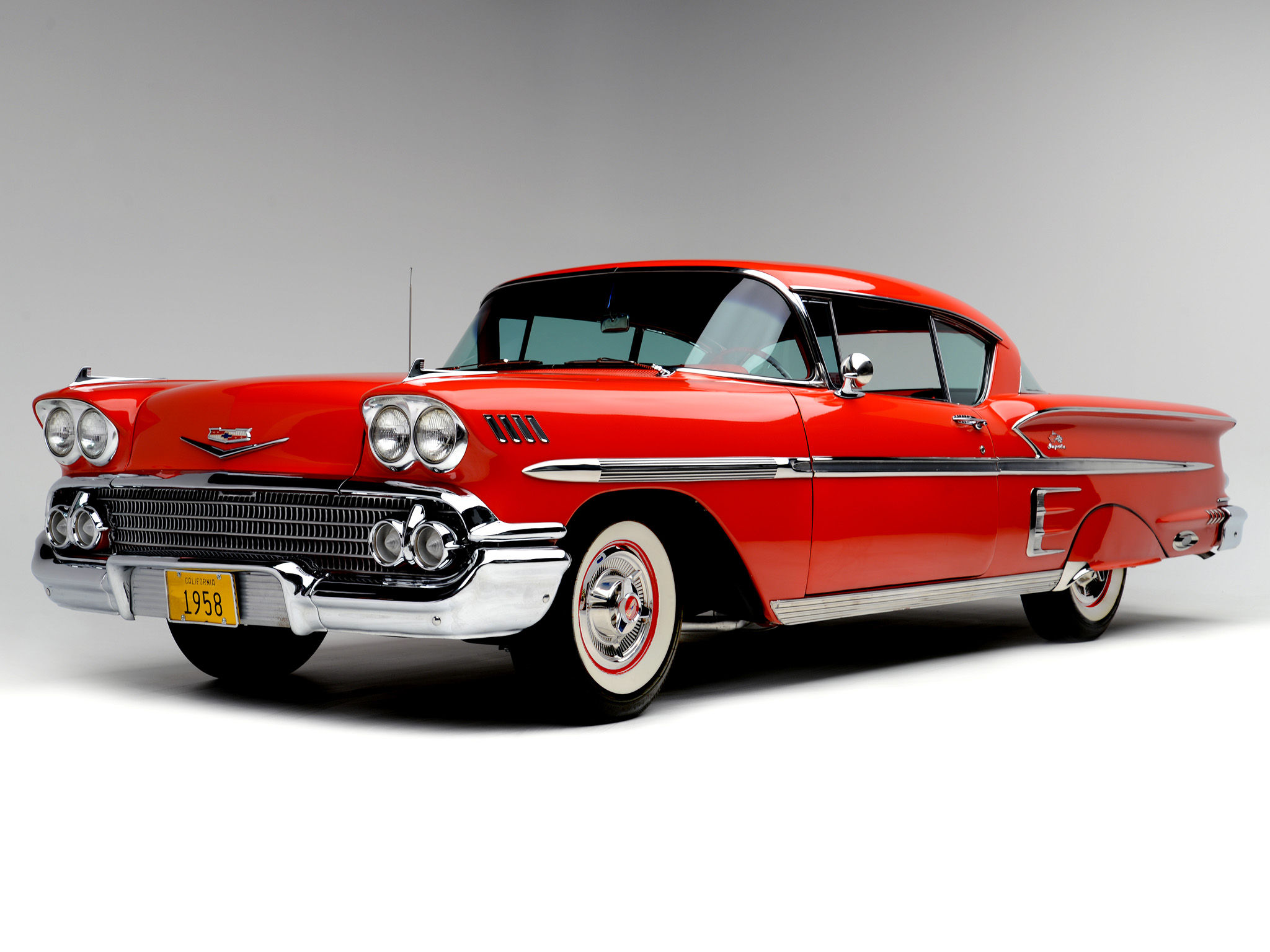 1958 Chevrolet Bel Air #18