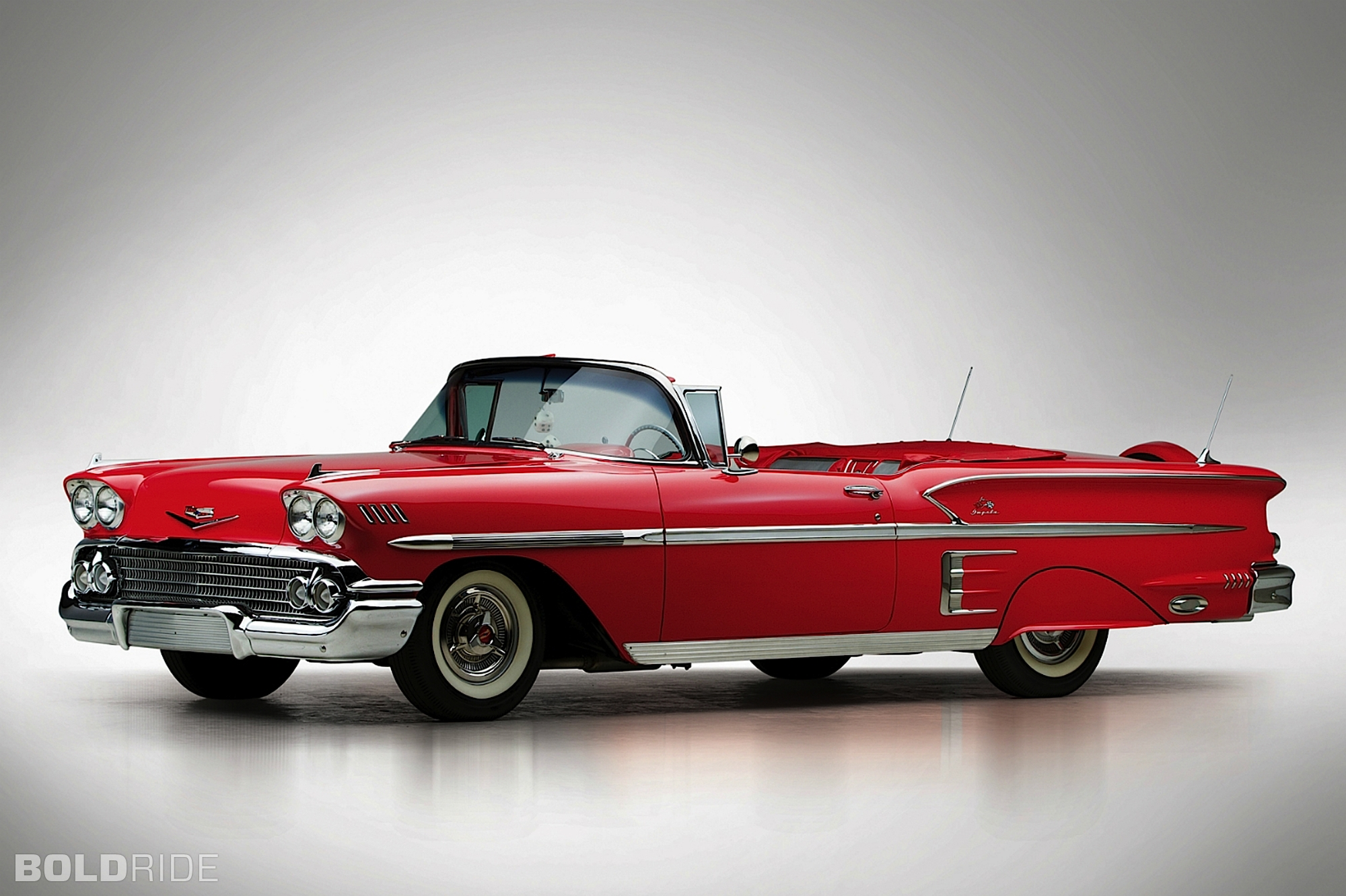1958 Chevrolet Bel Air #27