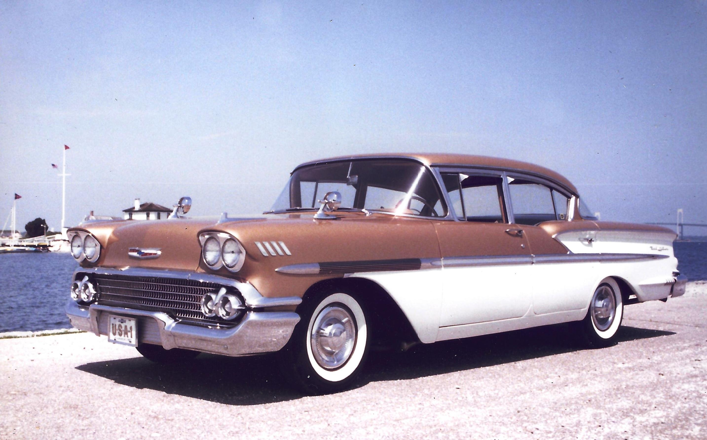 1958 Chevrolet Bel Air #22