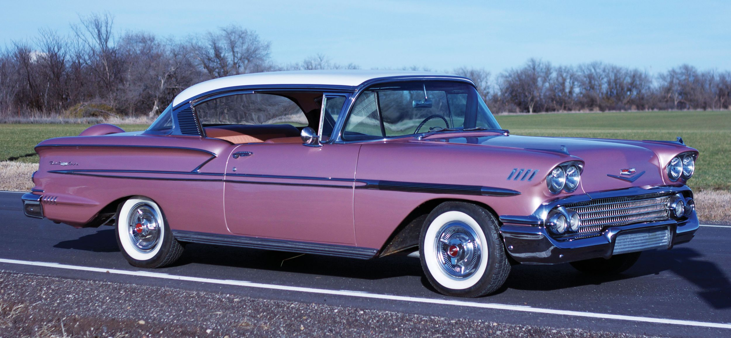 1958 Chevrolet Bel Air #25