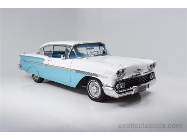 1958 Chevrolet Bel Air #23