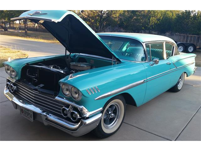 1958 Chevrolet Bel Air #20