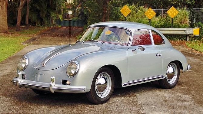 1958 Porsche 356 Photos, Informations, Articles - BestCarMag.com