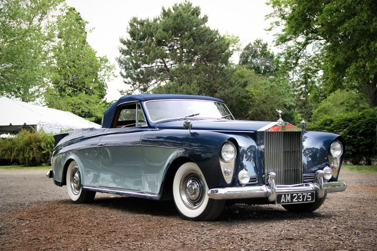 1958 Rolls royce Silver Cloud #20