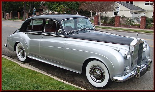 1958 Rolls royce Silver Cloud #18
