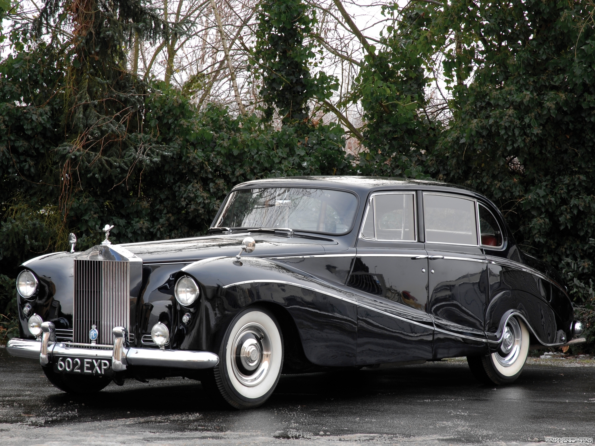 1958 Rolls royce Silver Cloud #19