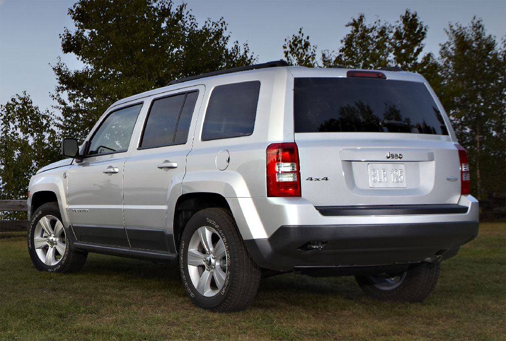 2011 Jeep Patriot #9