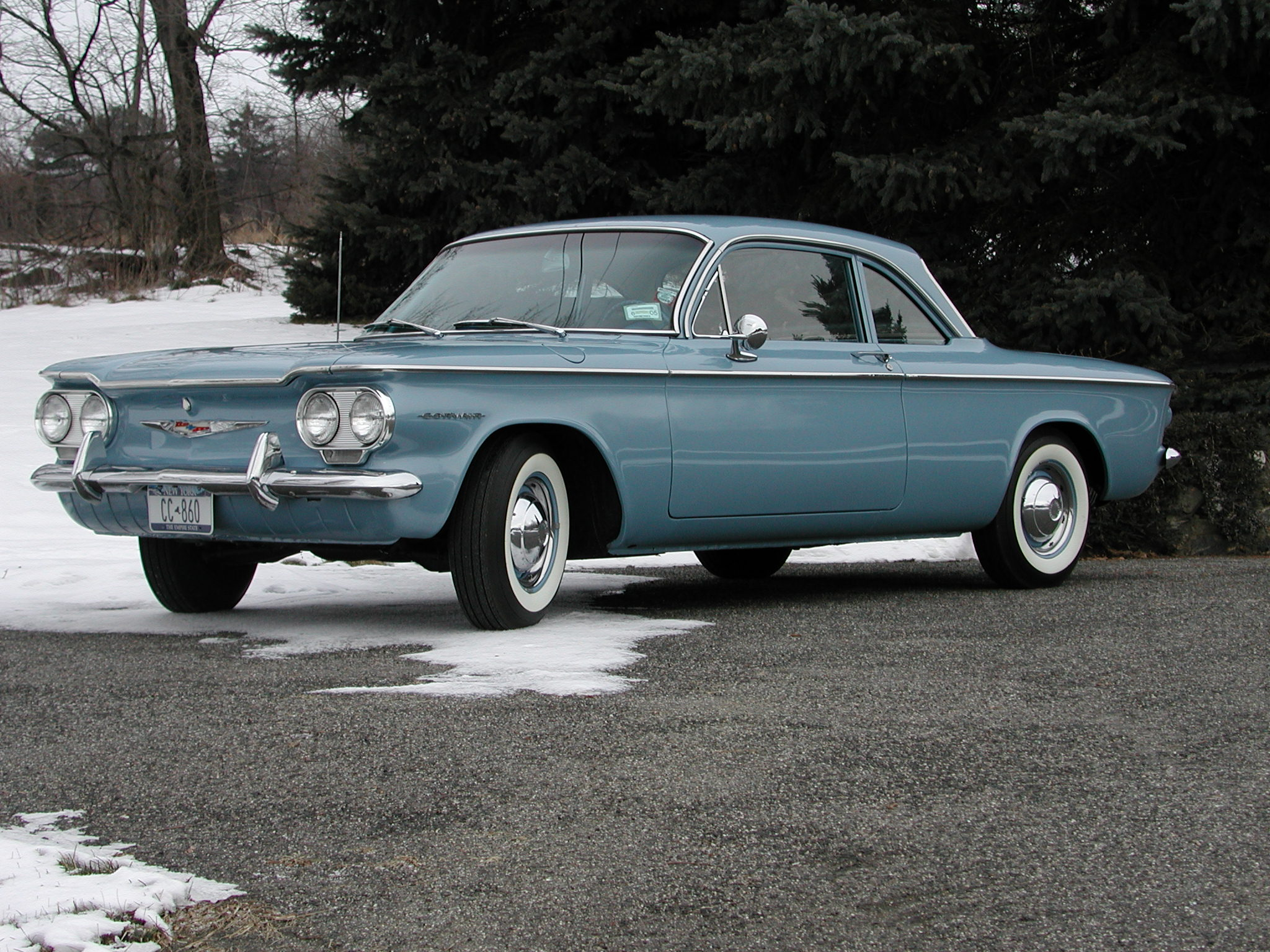 1959 Chevrolet Corvair #13
