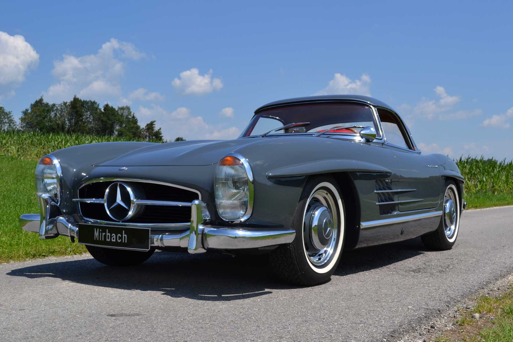 1959 mercedes benz 300 photos informations articles for Mercedes benz classic cars