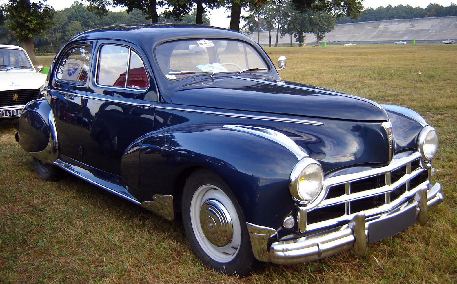 1959 Peugeot 203 Photos Informations Articles