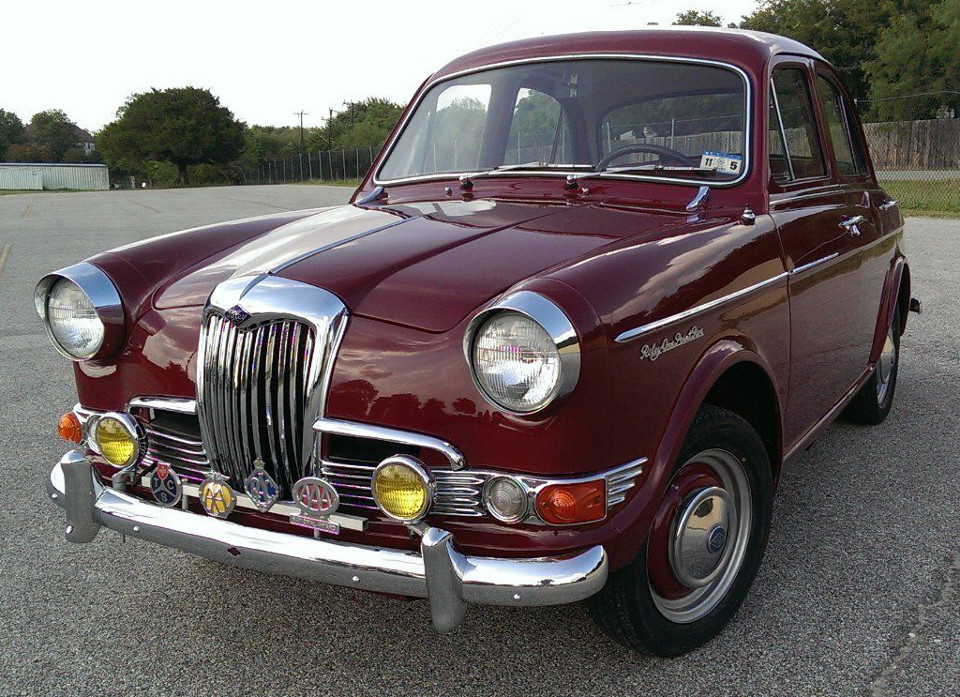 1959 Riley One-Point-Five #23