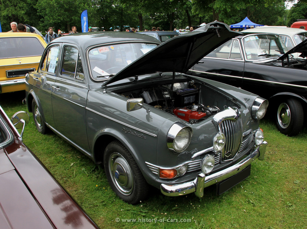 1959 Riley One-Point-Five #25