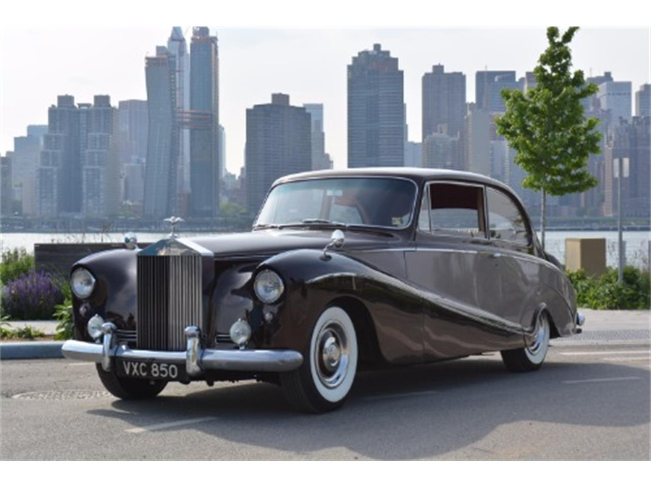 1959 Rolls royce Silver Cloud #20