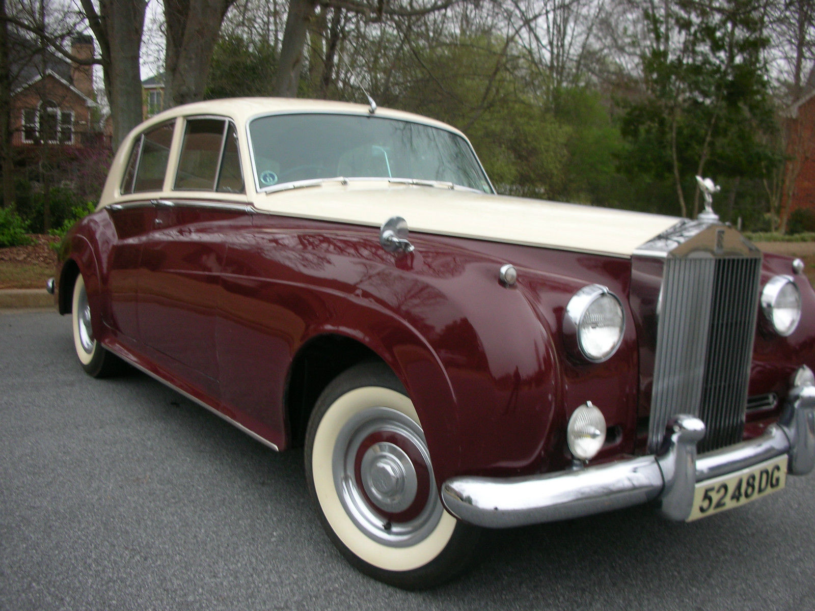 1959 Rolls royce Silver Cloud #19
