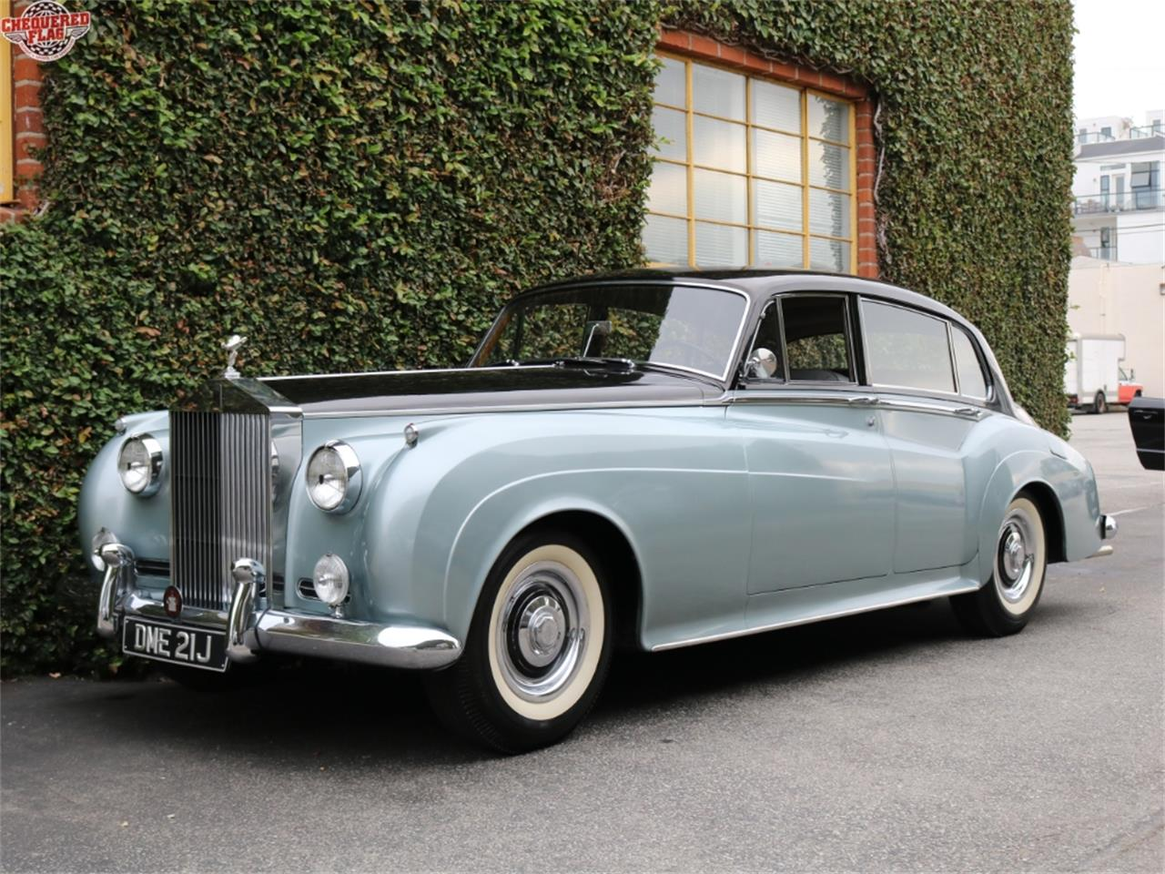 1959 Rolls royce Silver Cloud #22