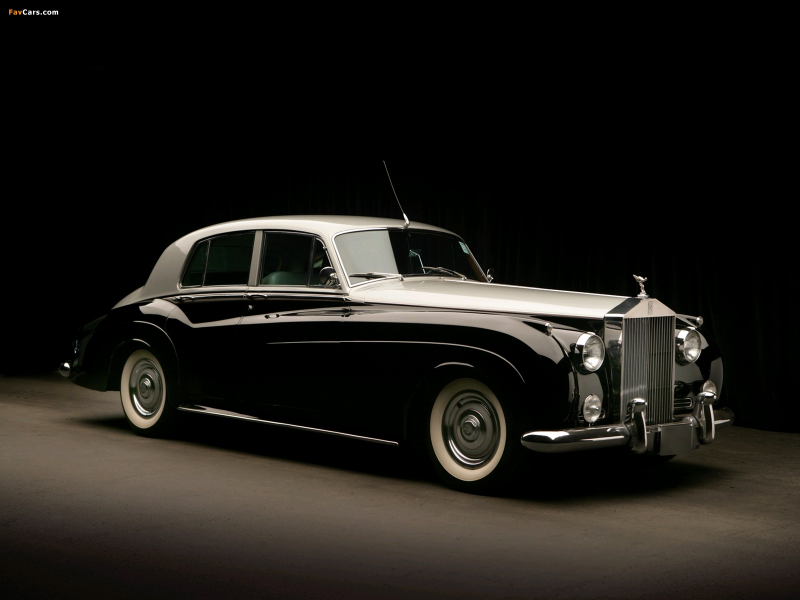 1959 Rolls royce Silver Cloud #21