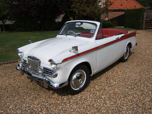 1959 Sunbeam Rapier #16