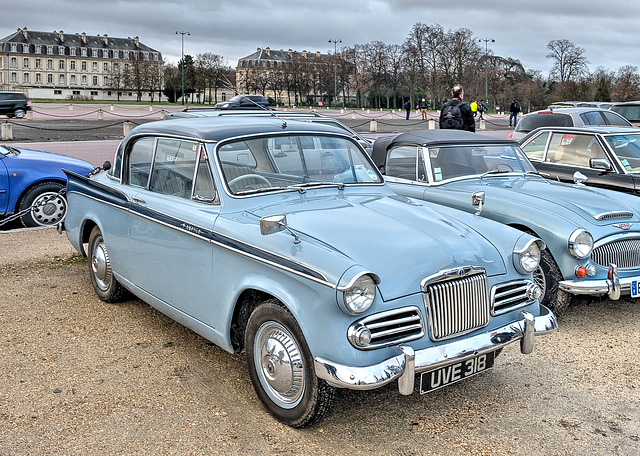 1959 Sunbeam Rapier #14