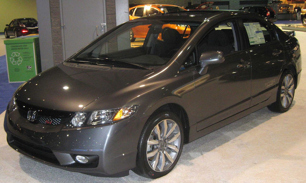 2009 Honda Civic #10