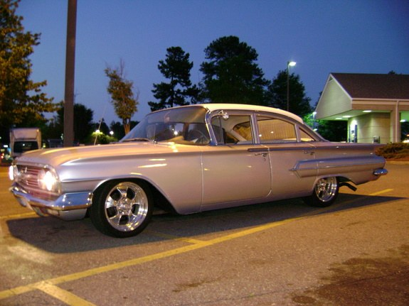1960 Chevrolet Bel Air #20