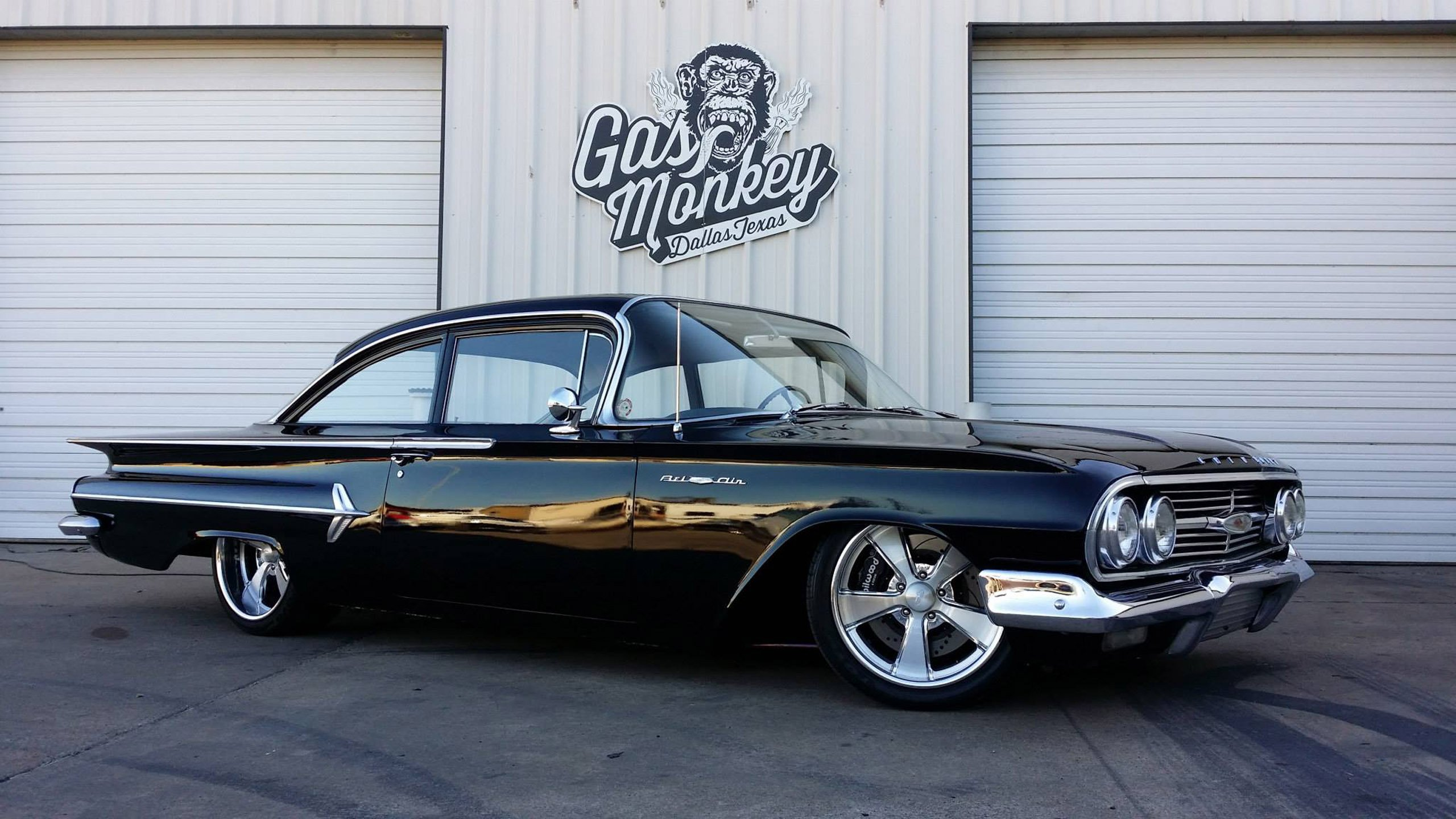 1960 Chevrolet Bel Air #18
