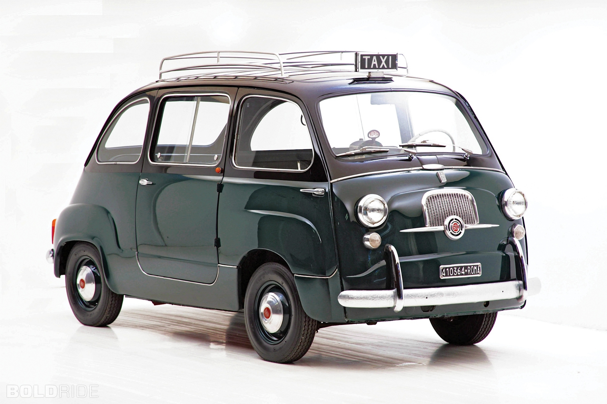 1960 fiat 600 photos informations articles. Black Bedroom Furniture Sets. Home Design Ideas