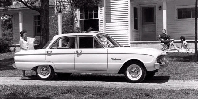 1960 Ford Falcon Photos Informations Articles