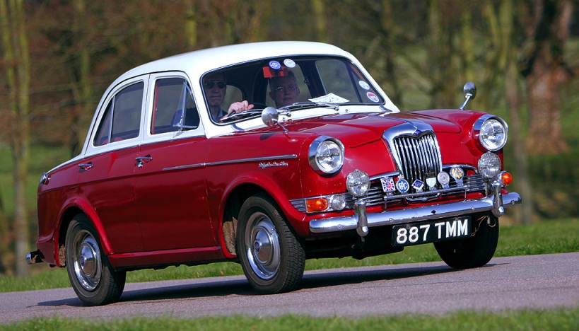 1960 Riley One-Point-Five #19
