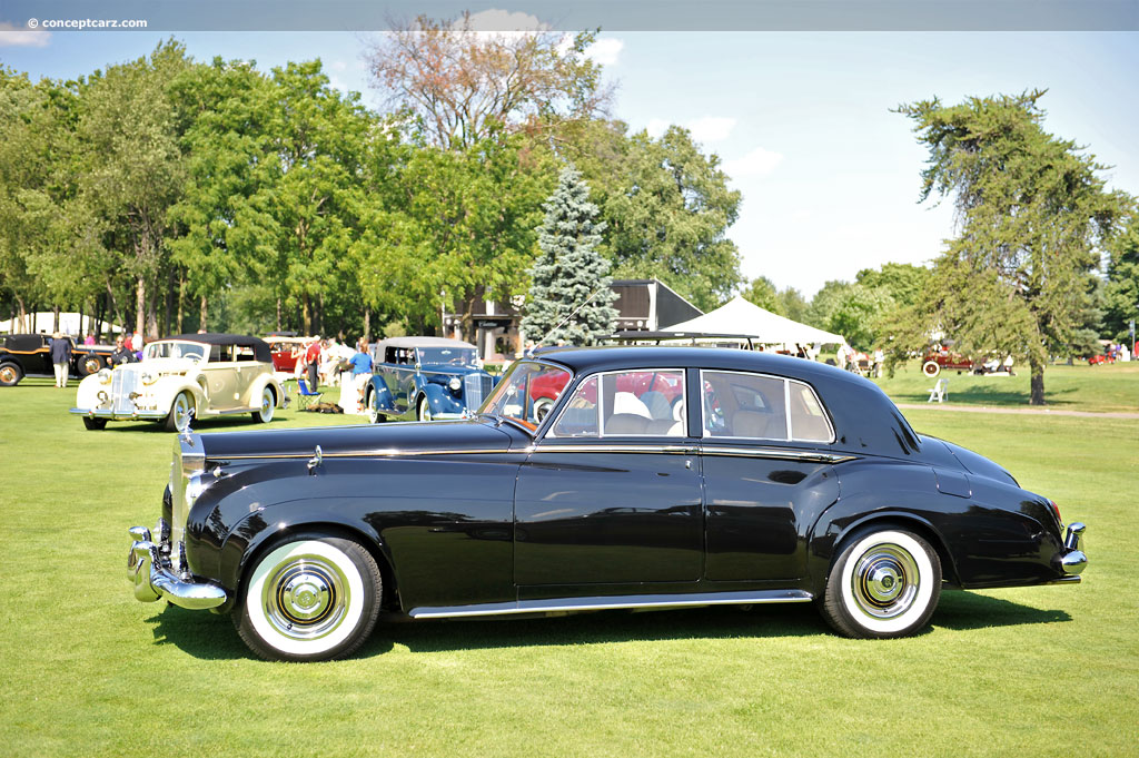 1960 Rolls royce Silver Cloud #20