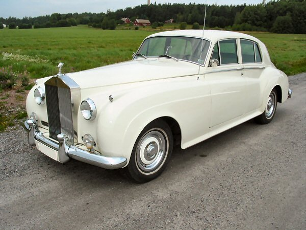 1960 Rolls royce Silver Cloud #19