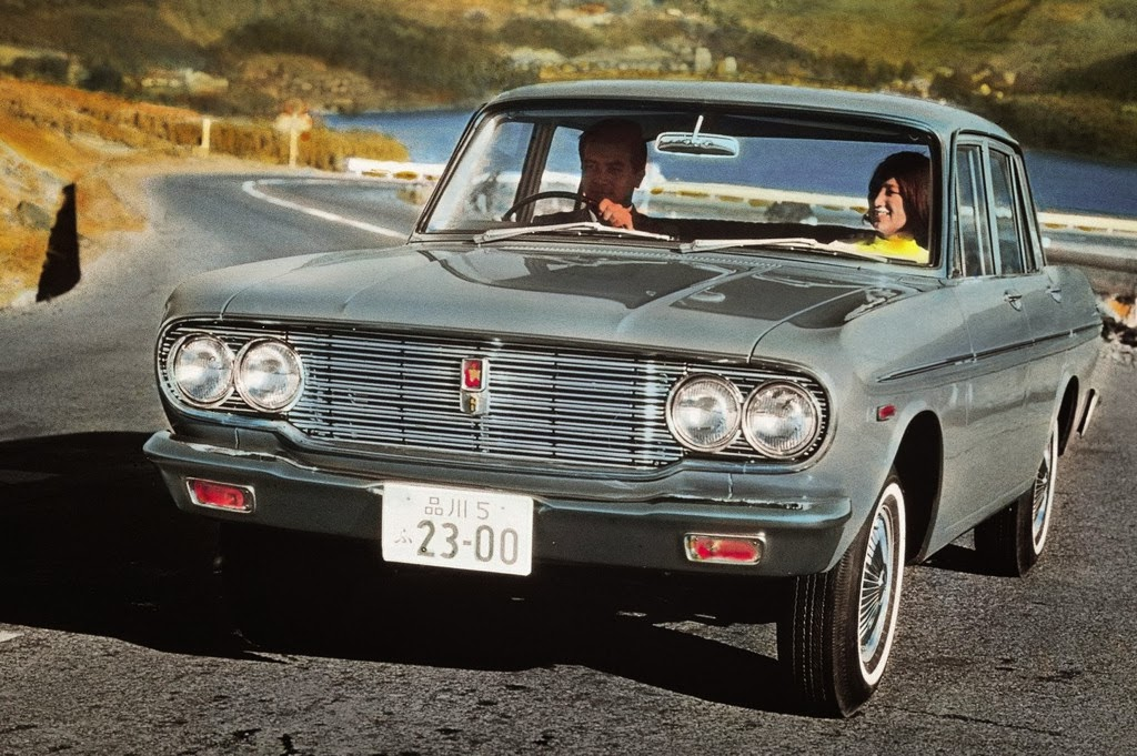 1960 Toyota Crown #14