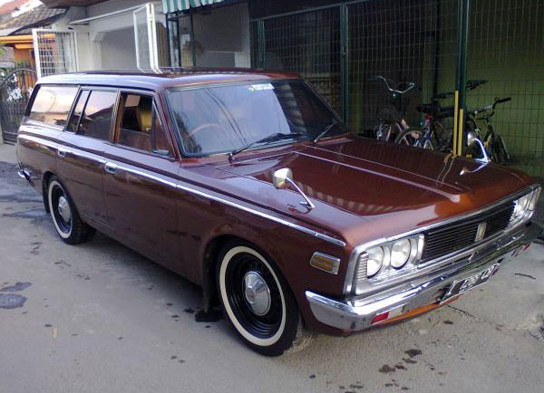 1960 Toyota Crown #12