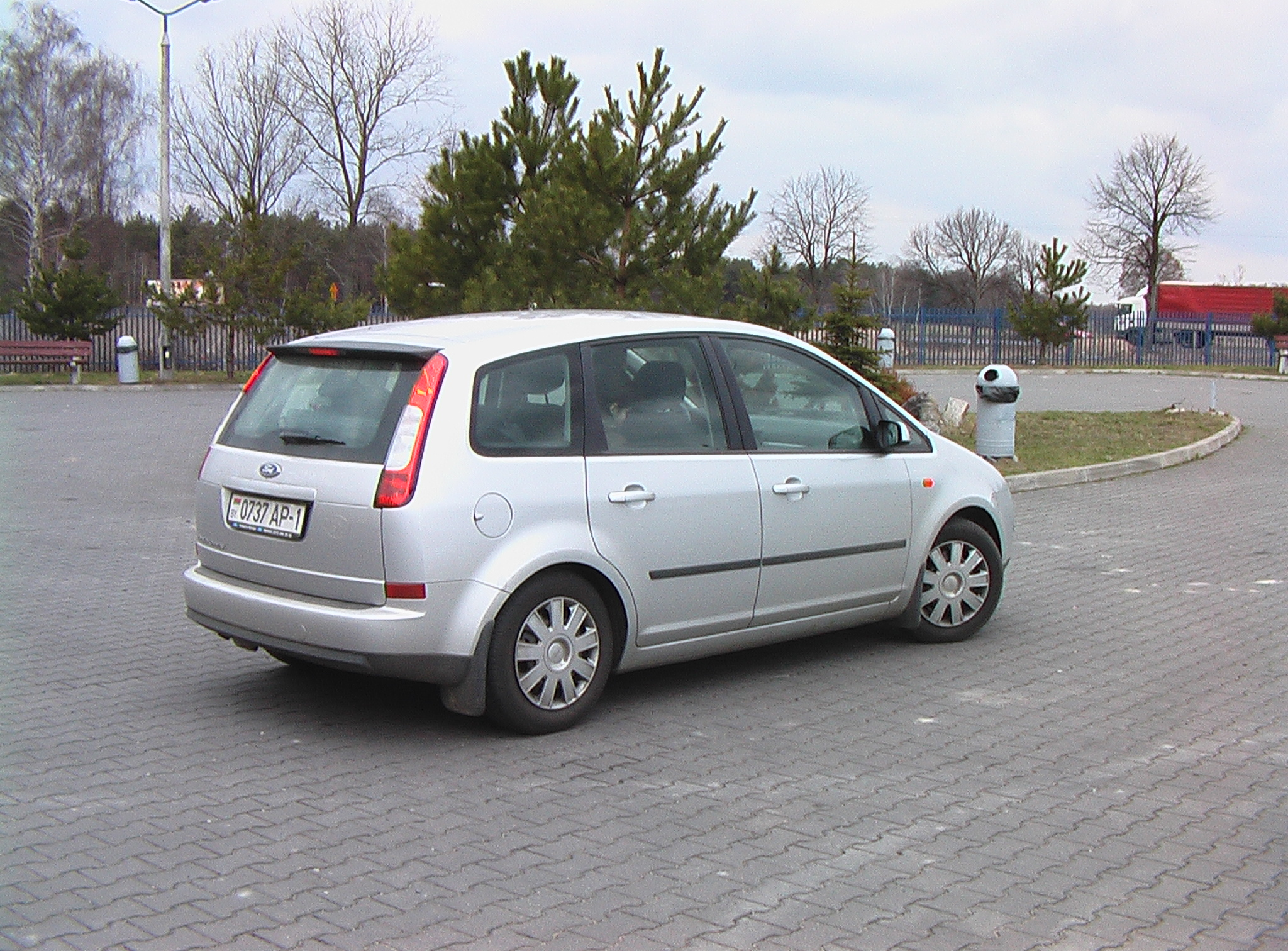 2007 Ford C-MAX #12