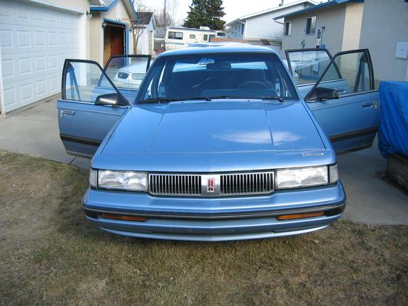 1992 Oldsmobile Cutlass Ciera 9