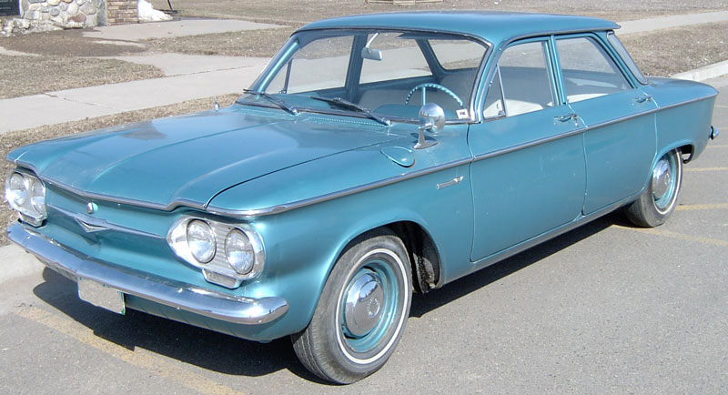 1961 Chevrolet Corvair #18