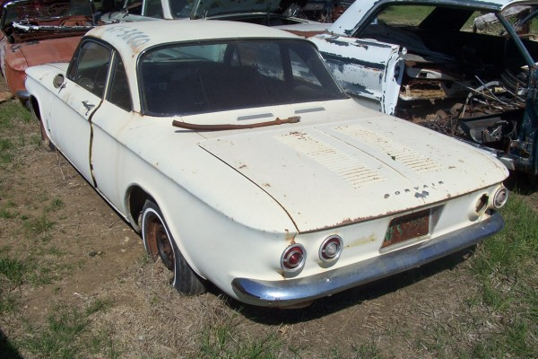 1961 Chevrolet Corvair #23