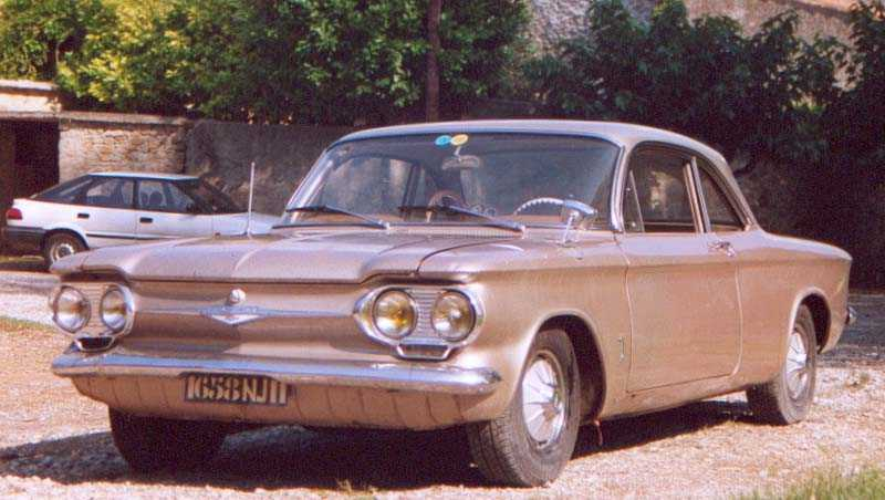 1961 Chevrolet Corvair #22