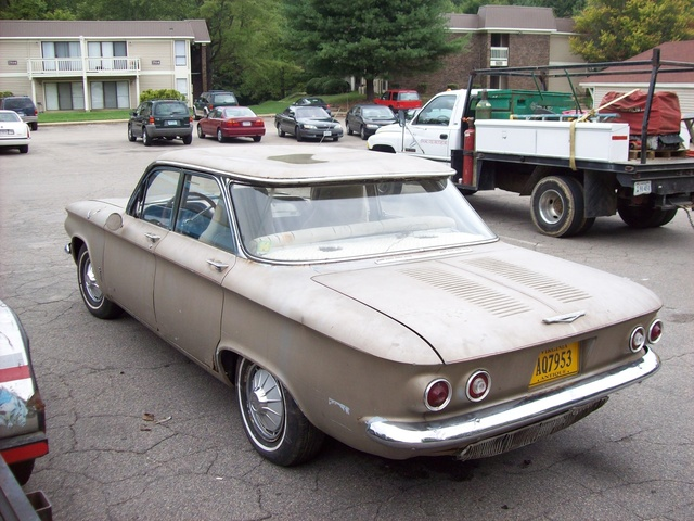 1961 Chevrolet Corvair #17