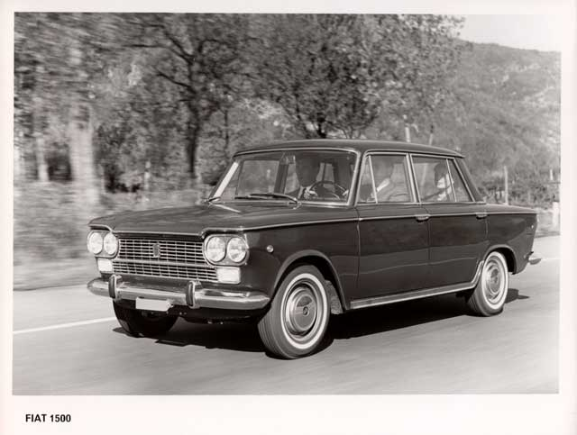 1961 Fiat 1500 Photos Informations Articles Bestcarmag