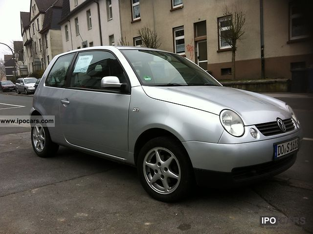 2002 volkswagen lupo photos informations articles. Black Bedroom Furniture Sets. Home Design Ideas